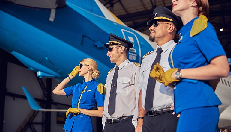 BBA Airline management course